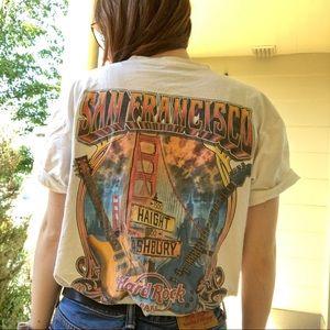 Hard Rock Cafe San Francisco Shirt